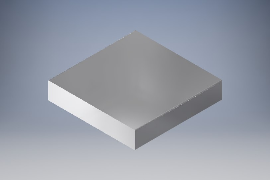 Anticorodal-50x50x10